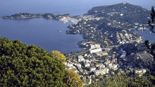 The picturesque Saint Jean Cap Ferrat on the French Riviera