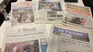Diários franceses 15.11.2016