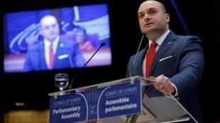 Мамука Бахтадзе объявил о своем уходе с поста премьер-министра Грузии 2 сентября