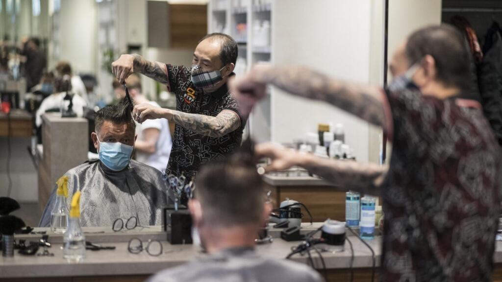 Coronavirus; des mesures de protection qui pèsent sur la facture des coiffeurs