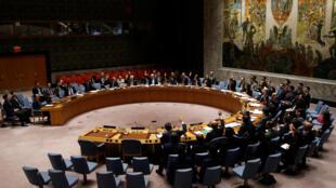 Ảnh minh họa: Một phiên họp của Hội đồng Bảo an Liên Hiệp Quốc