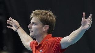 David Goffin will lead Belgium into the Davis Cup final against Britain in November.
