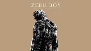 Couverture du livre «Zébu boy» de Aurélie Champagne.