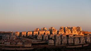 Assentamento judaico de Efrat, na Cisjordânia