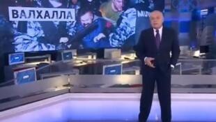 """Ведущий """"Вестей"""" на канале Россия 1 Дмитрий Киселев"""