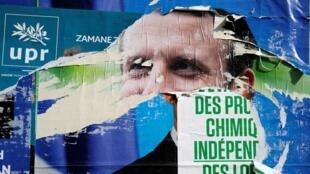 В начале мая президент Макрон обещал «приложить всю свою энергию», чтобы партия Марин Ле Пен не заняла первое место на выборах в Европарламент
