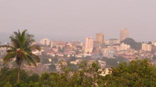 Freetown.