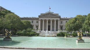Marseille Court House