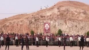 حمیدرضا درخشنده، ضارب امام جمعه کازرون، سحرگاه روز چهارشنبه ۶ شهریور ۱۳۹۸ / ۲۸ اوت ۲۰۱۹ در ملاءعام به دار آویخته شد
