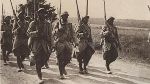 More than a million African soldiers fought for colonial powers in World War II. African troops paid a heavy price with 55,000 killed between 1939-1945.
