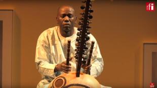 Le maître de la «kora», Ballaké Sissoko.