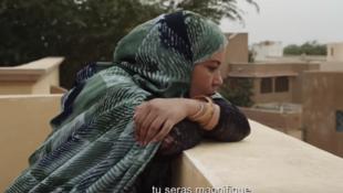 Capture d'écran de la bande annonce du film «le mariage de Vérida».