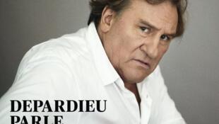 Жерар Депардье на обложке журнала Télérama