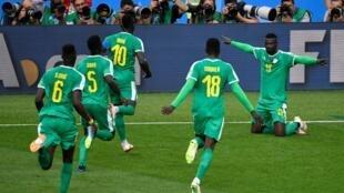 L'équipe du Sénégal a remporté son premier match face à la Pologne, lors de leur entrée dans la compétition.