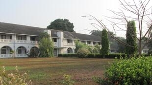 A l'université de Rangoon, en Birmanie, les cours de droits humains sont obligatoires depuis juin 2019.