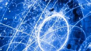 Imagens de neutrinos da Física experimental de partículas e o Prémio Breakthrough 2015
