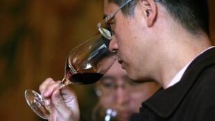 Trung Quốc đầu tư mua lại các hiệu rượu nho hay cổ phần công ty xe hơi Pháp - AFP / N. Tucat