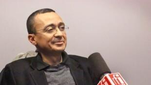 Salim Bachi.