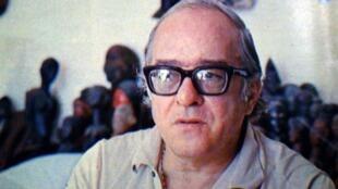 Vinícius de Moraes, em 1970.