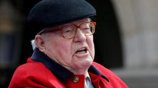 France's far-right National Front party co-founder Jean-Marie Le Pen