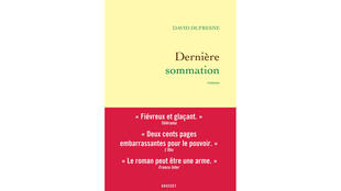 «Dernière sommation», par David Dufresne.