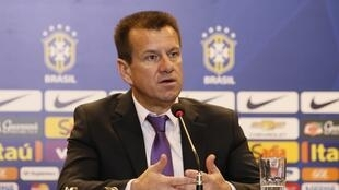 Brazil coach Dunga lamented his side's lack of energy during their Copa America quarter-final against Paraguay.