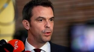 French health minister Olivier Véran said the fight against the coronavirus had entered a new stage.