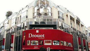 The sale of the Hopi masks is due to take place at Hotel Drouot.
