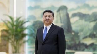 中國國家主席習近平3月25日在北京