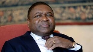 Mozambique President Felipe Jacinto Nyusi signed a deal with opposition Renamo to end hostilities