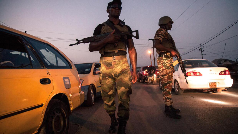 Patrouille des forces de l'ordre au Cameroun (image d'illustration).