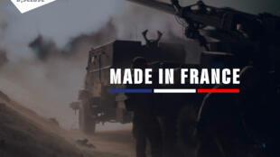 """Cuộc điều tra mang tên """"Made in France"""" của báo mạng Disclose tiết lộ nhiều vũ khí Pháp được sử dụng trong chiến tranh tại  Yemen."""