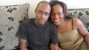 Cleo is the first East African to undergo gender reassignment surgery publically. Nelson is her partner.
