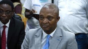 Le cas du candidat de la majorité Emmanuel Ramazani Shadary (photo) pose problème à l'UE dans l'affaire des sanctions contre 16 hauts responsables congolais.