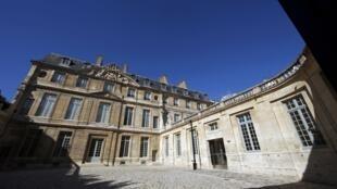 Обновленный музей Пикассо в особняке Сале в парижском квартале Марэ 18/10/2014