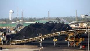 Terminal de Carvão