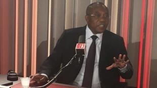 Manuel Augusto, ministro das Relações Exteriores de Angola