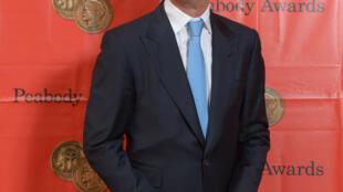 O chef e apresentador americano, Anthony Bourdain