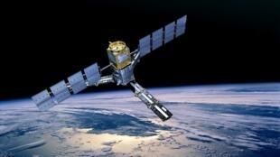 El satélite SMOS.