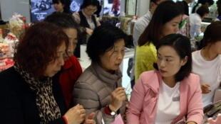 La société coréenne est obsédée par l'esthétique et notamment celle des femmes. (photo d'illustration)