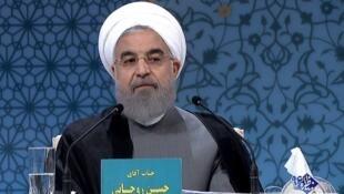 حسن روحانی، در جریان دومین مناظره تلویزیونی نامزدهای انتخابات ریاست جمهوری ایران