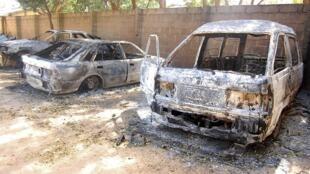 Boko Haram said it carried out attacks in Damaturu, Yobe state