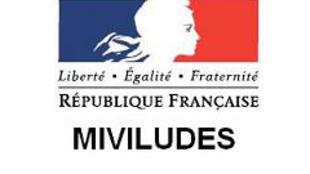 Logo de la Miviludes