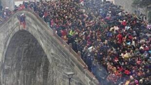 Picha ya idadi ya watu nchini China