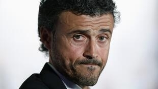 Luis Enrique has led Barcelona to within touching distance of the La Liga title in his first season in charge.