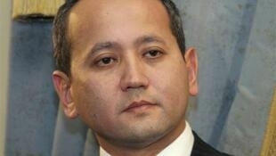 A file picture of Mukhtar Ablyazov from 2006.