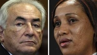O antigo director do FMI, Dominique Strauss-Kahn, poderia ter concluído acordo financeiro com Nafissatou Diallo.