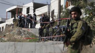 Dois ataques com carros de palestinos deixaram sete soldados israelenses feridos nesta sexta-feira, 27 de novembro.