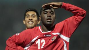 Joel Campbell logró liderar a una joven selección de Costa Rica que finalmente ganó 2-0 a Bolivia, el 7 de julio de 2011.