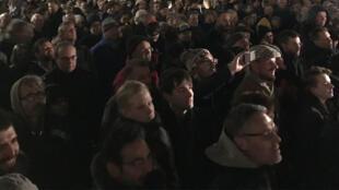 Une communauté gay mobilisée à Amsterdam.